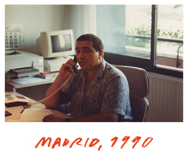 Euro Campa Madrid 1990